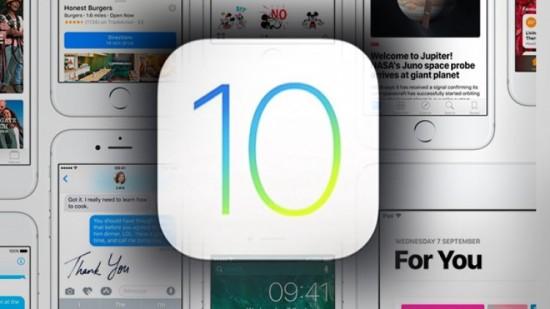 iOS 10 ya se encuentra en el 63% de los dispositivos móviles Apple