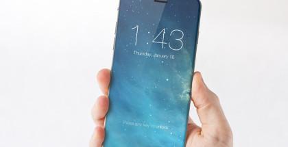 iPhone con pantalla OLED