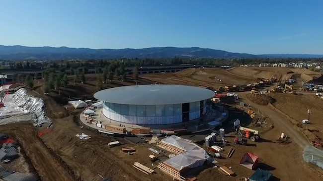 Auditorio del Apple Campus 2