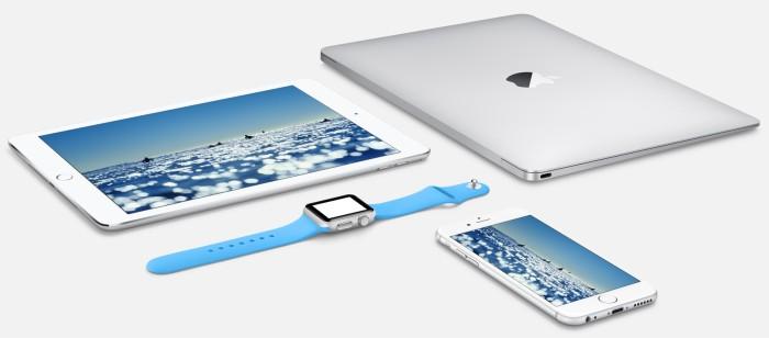 Apple optará por el tamaño intermedio en iPhone y iPad