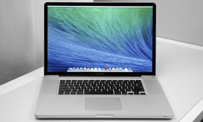 MacBook Pro 17 pulgadas 2009