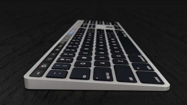 Magic Keyboard con Touch Bar