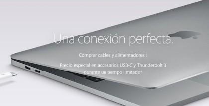 USB-C Apple Reducción precio
