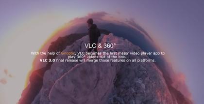 VLC 360 grados