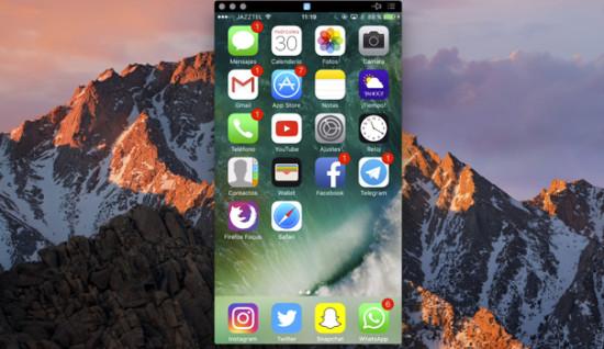 AceThinker: graba la pantalla de tu iPhone o iPad de forma inalámbrica