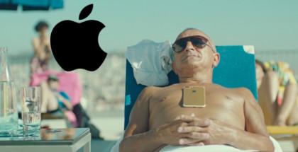 iphone 7 anuncio dive agua