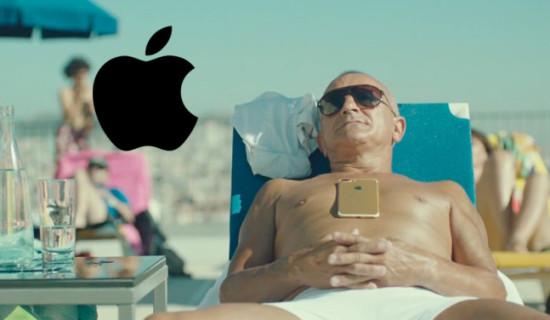 Apple nos muestra el iPhone 7 mojado y presume de altavoces
