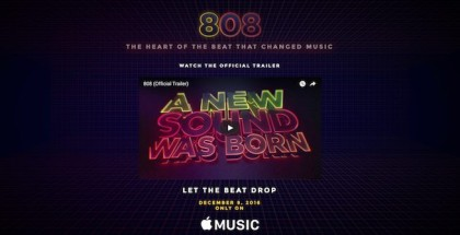 808 Apple Music