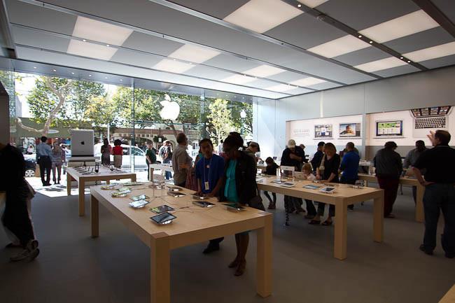 Apple Store en Berkeley, California