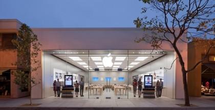 Apple Store - robo en Berkeley