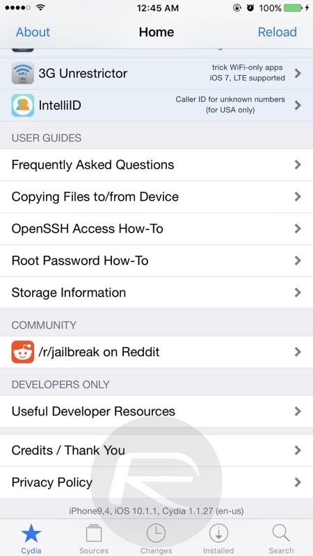 Cydia-on-iOS-10.1.1