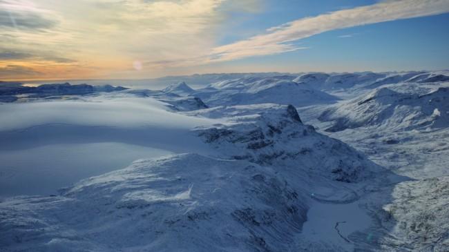 Groenlandia Screen Saver