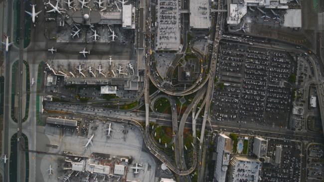 Los Angeles Screen Saver