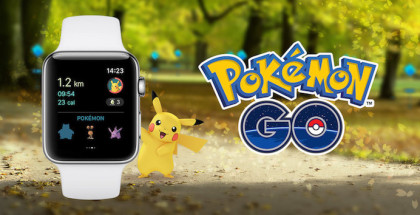 Pokemon Go - Apple Watch