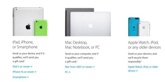 Apple Watch: Ya lo puedes reciclar, pero sin ninguna remuneración