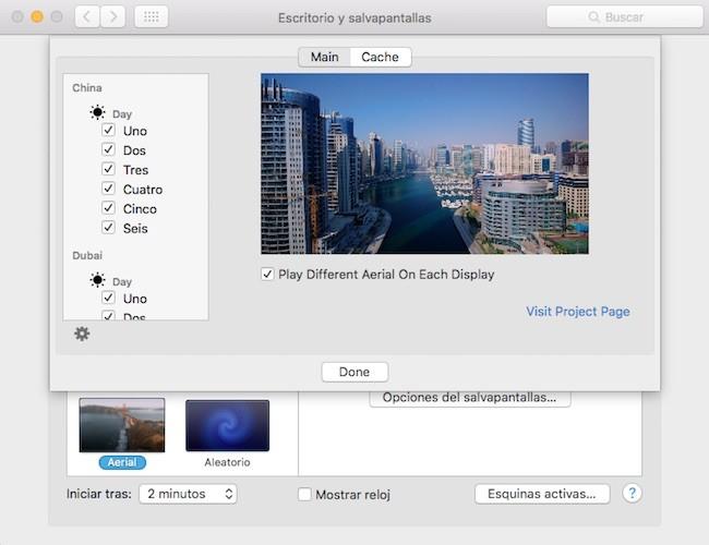 Salvapantallas Mac AppleTV 5