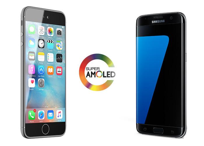 Amoled vs LCD