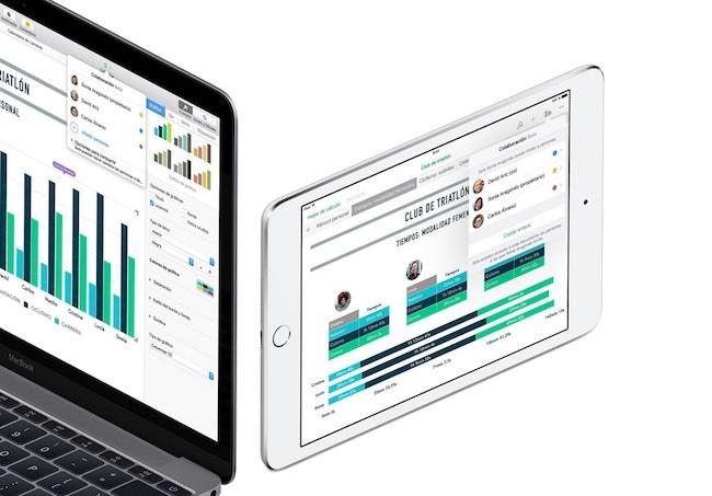 iPad App - Numbers