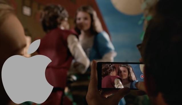El iPhone 7 presume de cámara con Romeo y Julieta (vídeo)