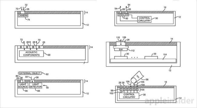 Apple y su nueva patente.