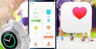 Samsung S Health Apple
