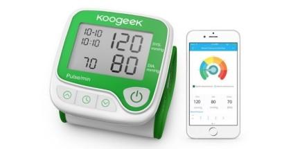 Tensiometro de muñeca digital Koogeek