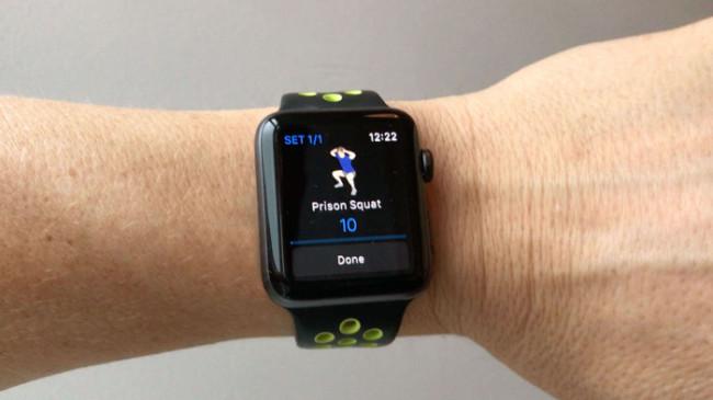 CultFit Apple Watch