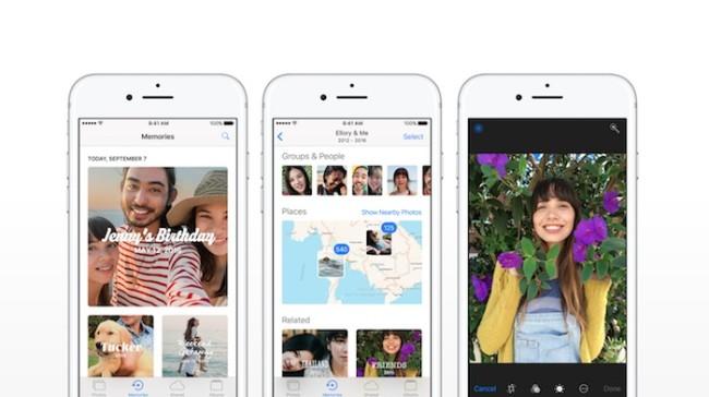 iOS - Photos