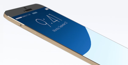 iPhone 8 Concepto cristal iPhone 4