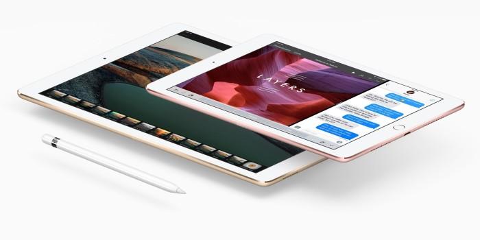 iPad: Apple podría lanzar tres nuevos modelos para el 2017