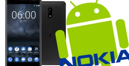nokia 6 iphone smartphone android