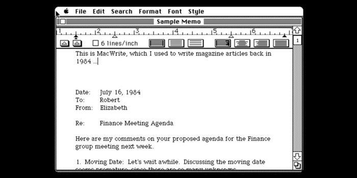 Emulador Macintosh Original
