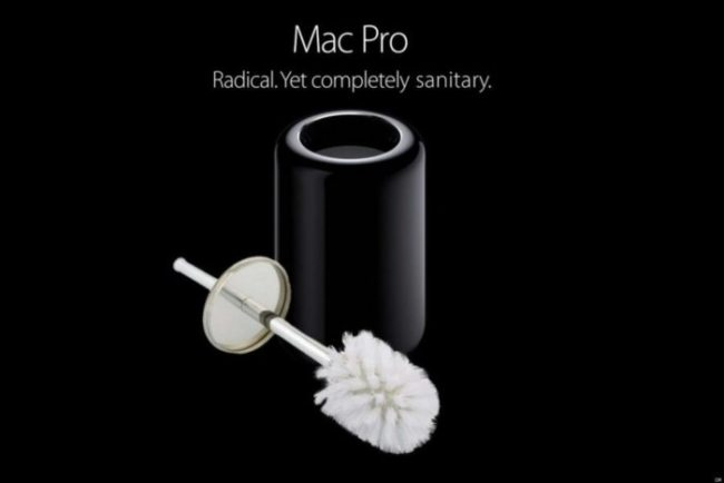 El MacPro (la papelera), un error de Apple reconocido