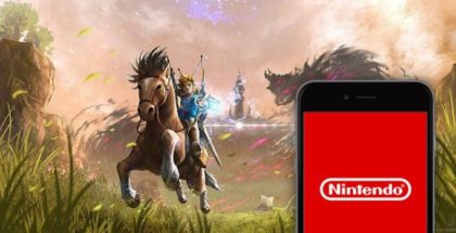 iPhone zelda
