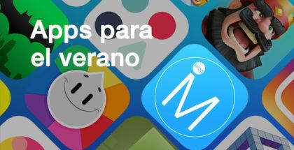 Apps Verano iOSMac