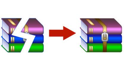 descomprimir un archivo rar