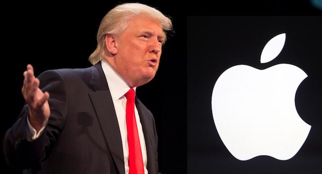 Donald Trump quiere que los productos de Apple se fabriquen en Estados Unidos y no en China: se avecinan subidas en los precios