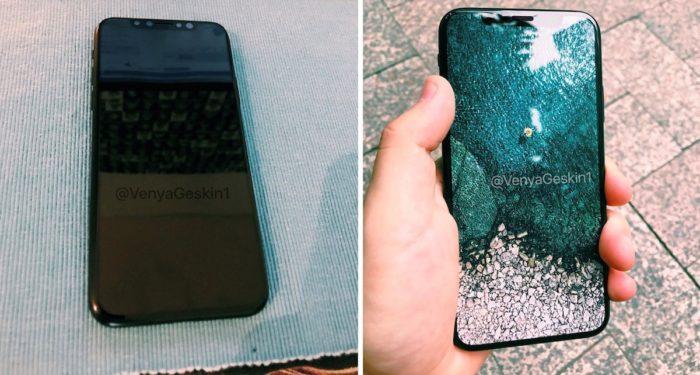 iPhone 8 según las predicciones del analista Ming-Chi Kuo Pantalla OLED