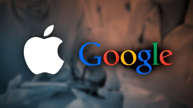 Google podría estarle pagando más de 9 billones a Apple