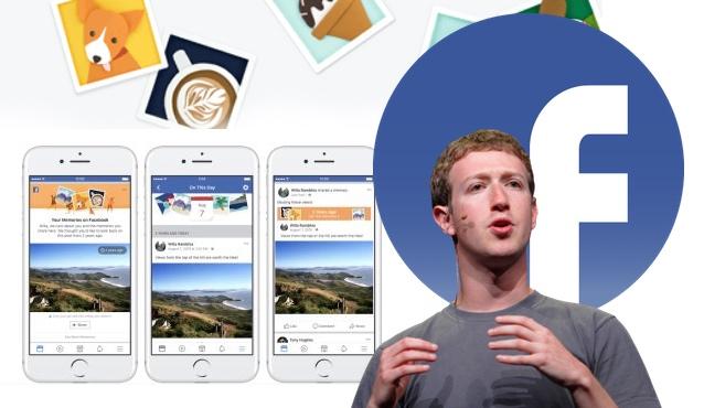 Facebook anuncia novedades y mejoras para sus recuerdos y días memorables
