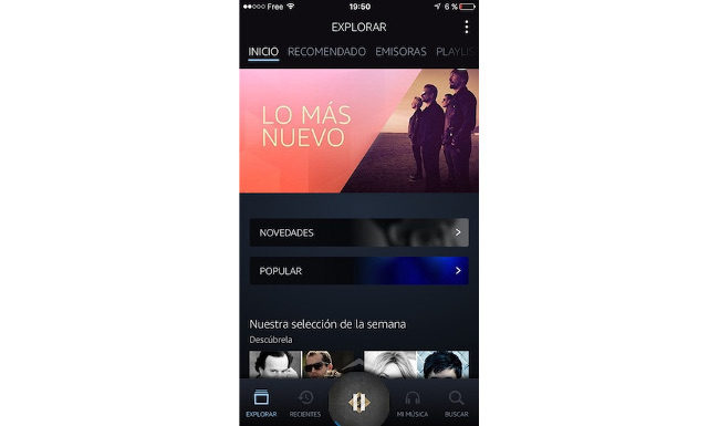 Amazon Music Mobile_ES