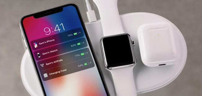 Informes dice que Apple lanzará su AirPower en dos semanas