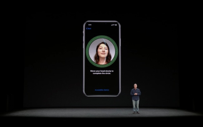 iPhone X - Face ID 5 el fallo del face iD