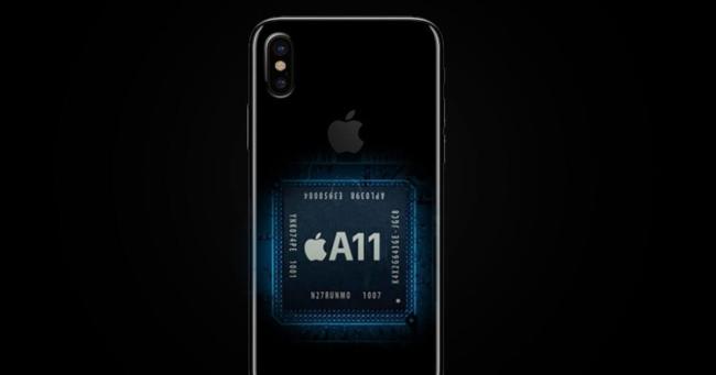 fabricación del iPhone X