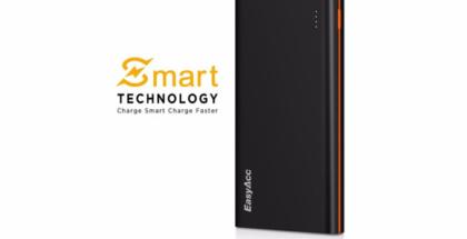 batería externa de 15000 mAh easyacc 2