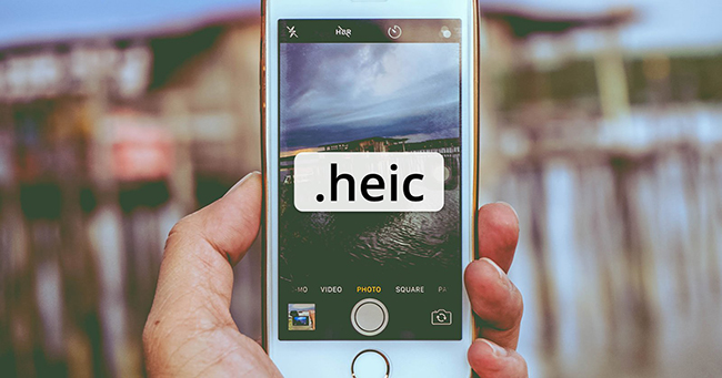 Nuevo formato HEIC