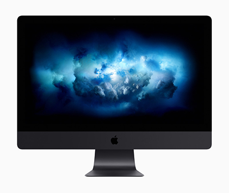 Nuevos iMac Pro