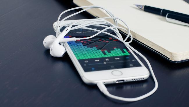 iphone 8 antena FM