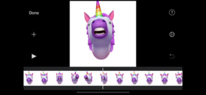 Animoji Karaoke iMovie