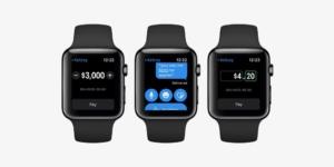 Apple Pay en iWatch